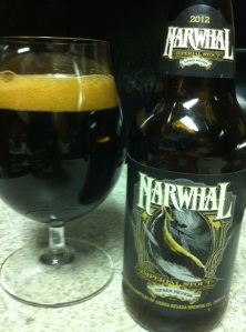 Narwhal and Glass