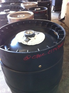 Choc City Keg