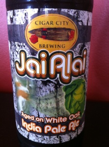 Oak Jai Alai Label