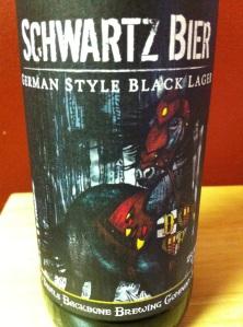 DB Schwartz - Label
