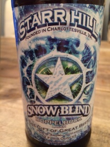 Starr Snow Blind